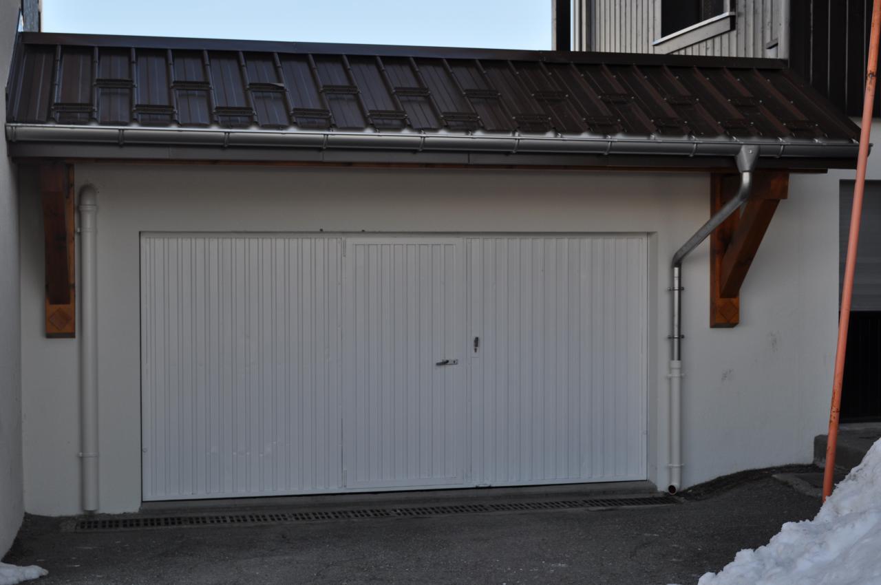 Vue immeuble entr e garage for Garage gatineau fontaine le comte